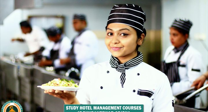 Study govt Affiliated Hotel management course in odisha
